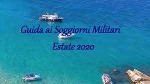 SME guida ai soggiorni militari 2020