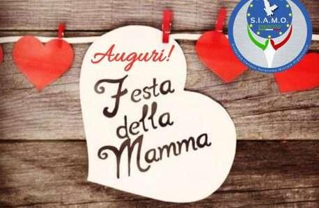 AUGURI A TUTTE LE MAMME DAL S.I.A.M.O. ESERCITO