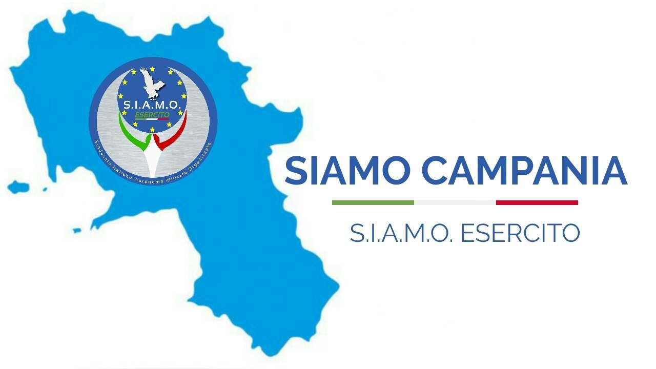 S.I.A.M.O. ESERCITO: CONTINUA LA CRESCITA IN CAMPANIA