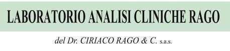 LABORATORIO DI ANALISI CLINICHE RAGO del Dr. CIRIACO RAGO & C. s.a.s. – Capaccio Scalo(SA)