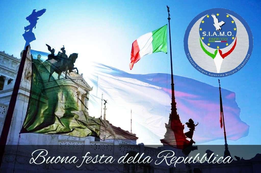 2 GIUGNO FESTA DELLA REPUBBLICA ITALIANA – RIPARTI ITALIA